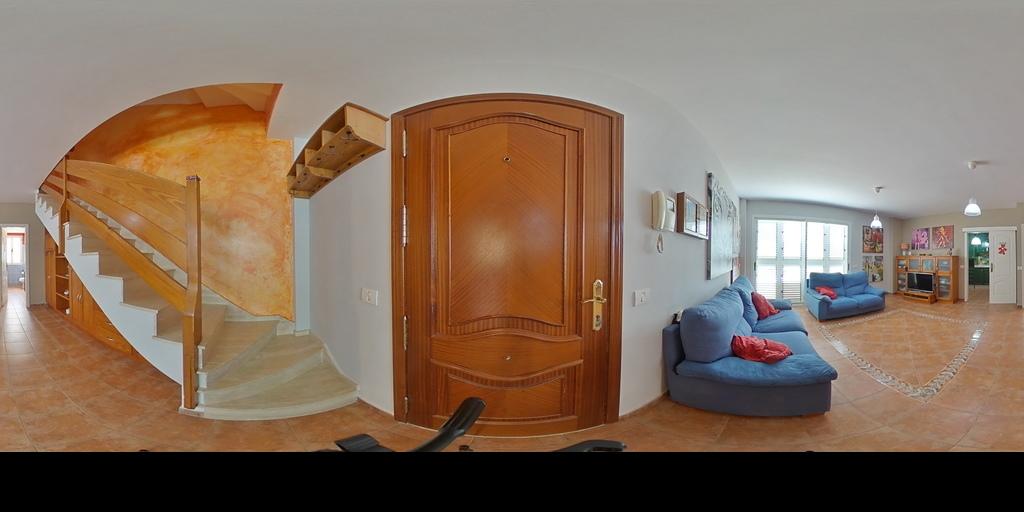 Piso duplex en Mirador de la Villa