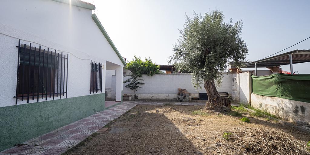 Casa independiente  con solar Padul