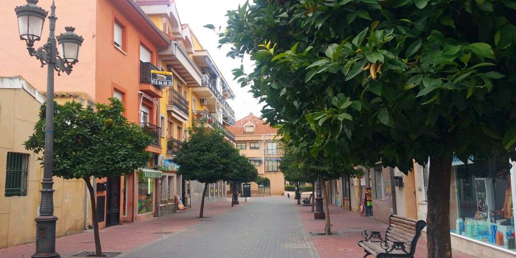 Calle Mayor 6 en Velilla de San Antonio