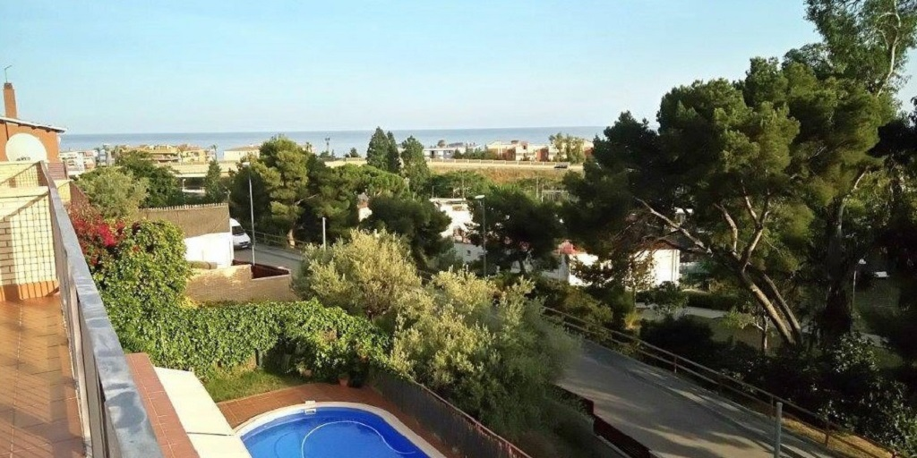 Garraf II  Castelldefels a 5 min Playa