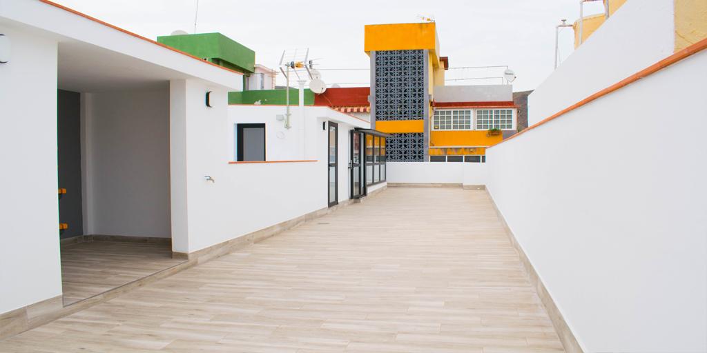 Duplex Santa Cruz de Tenerife