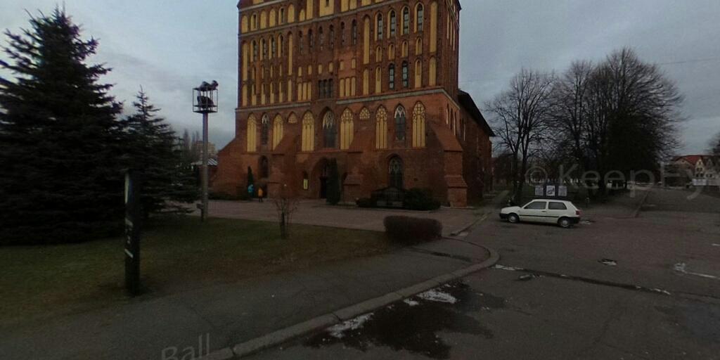 Kaliningrad Kant Island