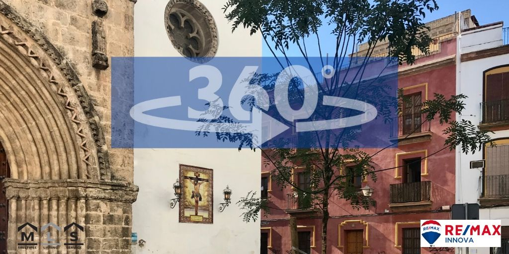 Estudio en alquiler en San Julián (Sevilla)