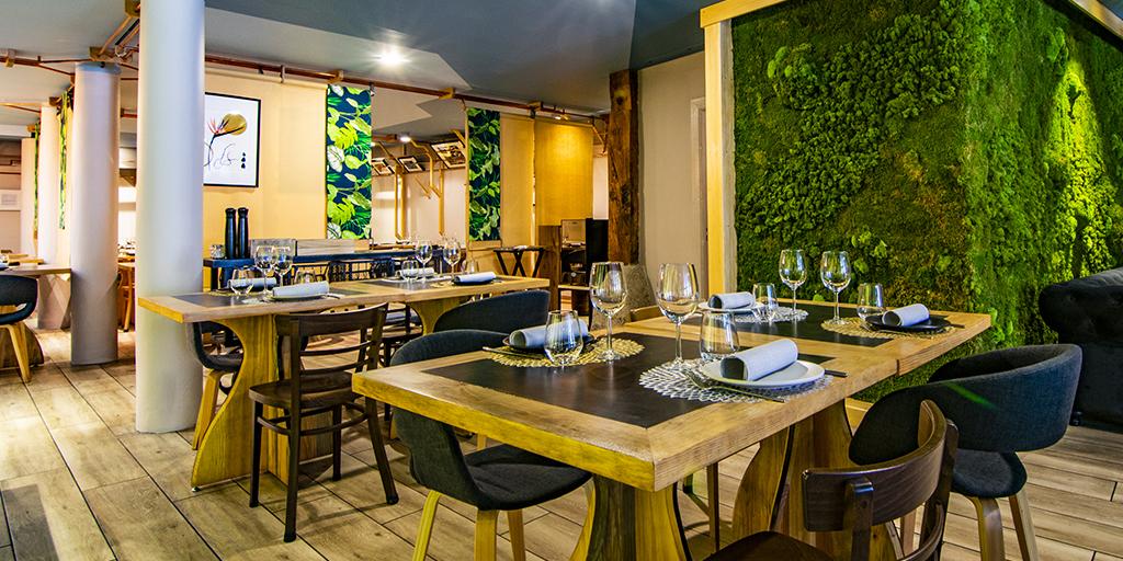 Restaurante en Madrid - ejemplo 2