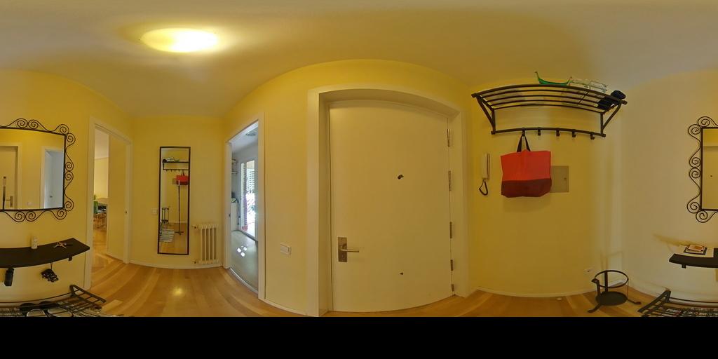 Piso de dos habitaciones en Coslada