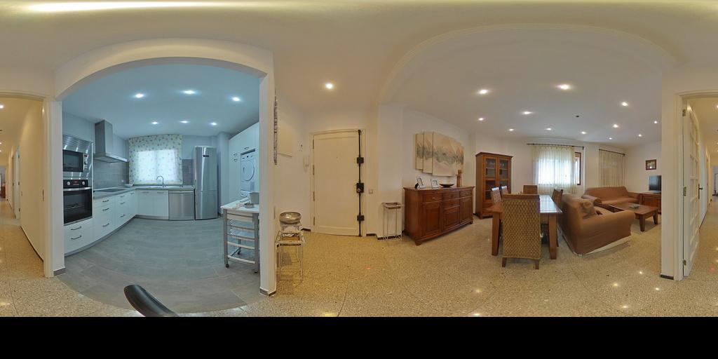 Piso de 4 dormitorios en Mesa y López