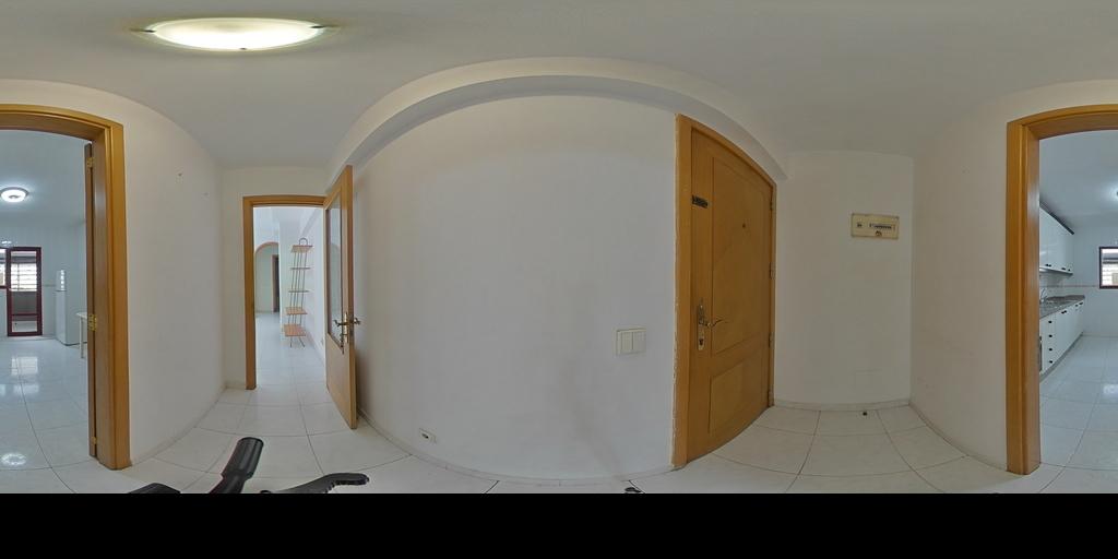 Dos dormitorios en Mesa y López