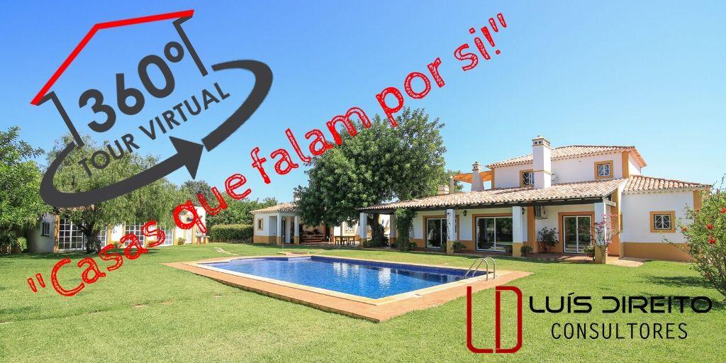 Moradia T5 em Quinta com 5 hectares, c/ piscina