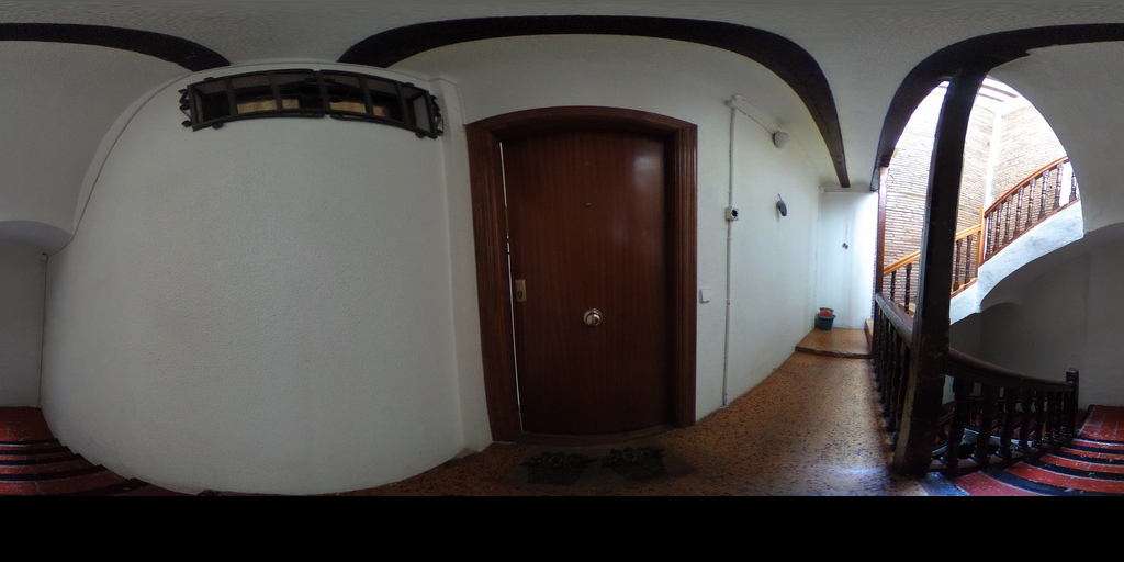 Coqueto apartamento reformado en el casco viejo