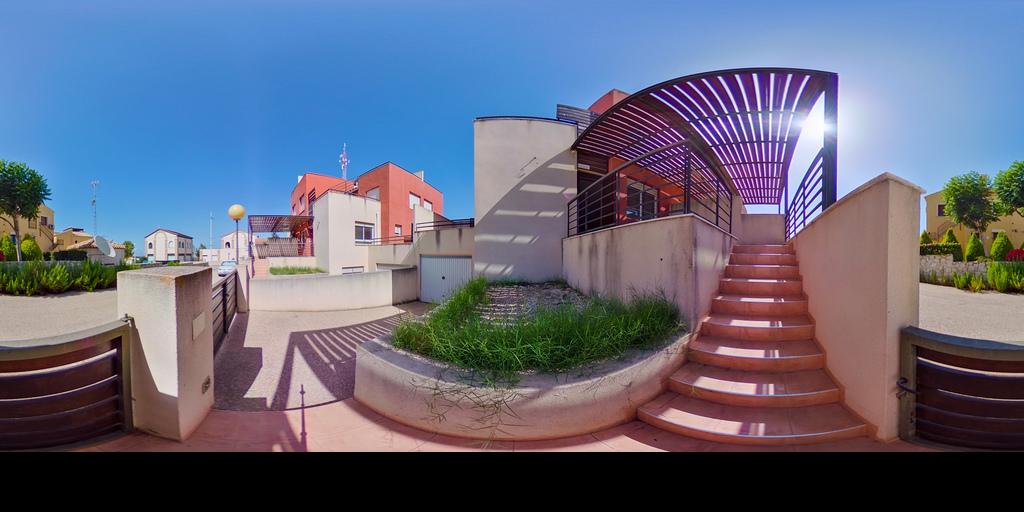Bungalow obra nueva en Residencial Vistagolf